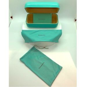 Tiffany & Co. Authentic Eyeglass Sunglasses case